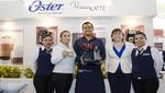 La nueva generación de la cafetera Oster® PrimaLatte® llega al Perú