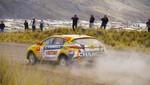 Hart y Dasso encabezan la Ss2000 en Caminos del Inca