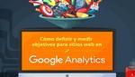Cómo definir y medir objetivos para sitios web en Google Analytics