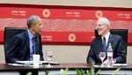 Cooperación en temas de seguridad ciudadana fue abordado durante el diálogo entre presidentes Kuczynski y Obama