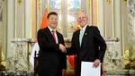 Ejecutivo suscribió importantes acuerdos bilaterales durante visita de estado del presidente Chino a Perú