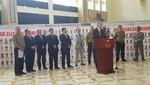 Mininter anuncia pase al retiro de 790 oficiales por reestructuración y modernización de la PNP