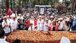 """Usil y la Municipalidad Provincial de Arequipa lograron el Récord Guinness del """"plato de rocotos rellenos más grande del mundo"""""""