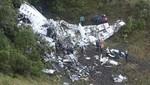 Avión del Chapecoense no tenía combustible al momento del accidente