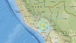 Sismo de magnitud 5,5 remece el sur de Perú