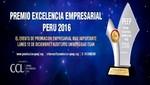 El Grupo Firbas y empresa de Mario Hart ganan premios Excelencia Empresarial Perú 2016