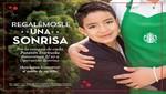 Starbucks reafirma su compromiso con Operación Sonrisa para brindar más sonrisas a niños peruanos