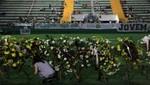 Brasil recibe cuerpos de jugadores de Chapecoense [EN VIVO]