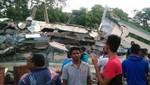 Terremoto en Indonesia de 6,5 grados deja al menos 97 personas muertas