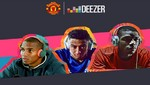 Manchester United presenta a Deezer como socio exclusivo de streaming de música