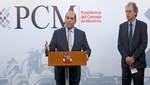 Fernando Zavala: Gobierno tiene un norte muy claro y convoca al diálogo a los principales líderes políticos del país