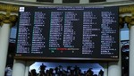 Pleno aprobó censura a ministro Saavedra
