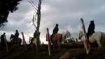 Cuenca: De galopes y luciérnagas estuvo llena la noche…