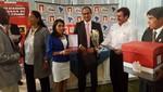 Federación Peruana de Atletismo premió a Gladys Tejeda por su destacada participación en Río 2016