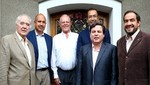 Jefe de Estado calificó de 'Buena conversación' diálogo sostenido con líderes de Acción Popular