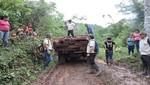 Guardaparques detienen acciones de tala ilegal en el Bosque de Protección de San Matías San Carlos