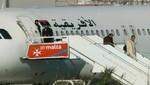 Liberan a los pasajeros del avión secuestrado de Afriqiyah Airways [VIDEO]