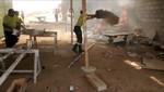 Ventanilla: Serenos impiden tragedia al contener incendio