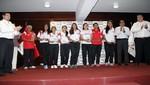 Reconocen a estudiantes que ganaron 40 medallas en Juegos Sudamericanos en Colombia