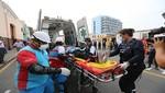 Servicios de salud preparados para responder las emergencias en fiestas de fin de año
