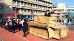 Una escuela secundaria de Taiwán celebró un 'Rally Nazi'