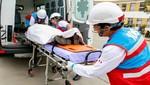 Más de 3000 llamadas recibió la central de emergencias 106 del SAMU en Navidad