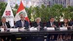 Fernando Zavala: Gobierno tiene metas concretas a dos años en materia de seguridad ciudadana