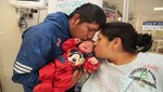 Minsa: Dos varones y una niña son los primeros bebés del 2017