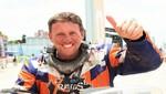 Dakar 2017: Carlo Vellutino será el único representante peruano en motos