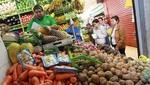 Precios al consumidor en Lima Metropolitana subieron 3,23% en el año 2016