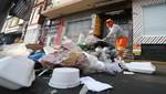 MML recogió alrededor de 700 toneladas de residuos sólidos tras fiestas de Año Nuevo