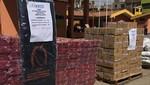 Se entrega 43 toneladas de bienes de ayuda humanitaria para damnificados por derrame de petróleo en Loreto