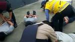 Sujetos armados atacan a inspectores de transporte de la MML y 'rescatan' dos coasters 'piratas'