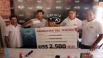 Kia premió a campeones de surf de 14 años con cinco mil dólares