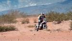 Dakar 2017: Carlo Vellutino sigue firme en motos