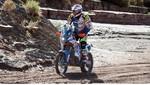 Dakar 2017: Carlo Vellutino sigue firme en territorio boliviano