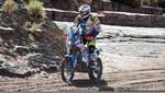 Rally Dakar 2017: Carlo Vellutino mejora posiciones