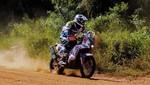 Carlo Vellutino avanza en motos y listo para el final del Dakar 2017
