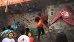 Pirqa, la Academia de Escalada, se amplía e inaugura una tercera zona de Boulder