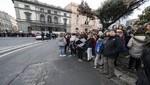 Italia: Tres fuertes sismos sacuden la región central en el lapso de una hora