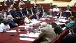 Fiscal de la Nación se presentó en comisión 'Lava Jato'