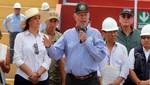 Jefe de Estado anunció construcción de presa 'Peña Negra'