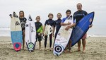Se rompen las olas en Máncora Circuito Kia Semillero de Tabla 2017