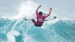 Sunset Beach: Alonso Correa a la espera que mejoren las condiciones del mar