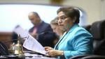 Luz Salgado: Hay que evitar que otros involucrados huyan del país