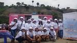 Voluntarios Usil colaboran con la campaña 'Prevención 365 contra el Cáncer de Piel'