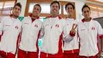Perú ya está en Ecuador para jugar la Copa Davis