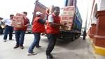 Congreso lleva ayuda a distritos de Ica