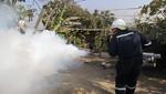 Más de 4000 viviendas son fumigadas en zonas afectadas por fenómenos naturales