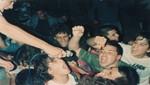 Exposición Desborde subterráneo: Una contracultura juvenil en tiempos violentos (Lima 1983-1992)